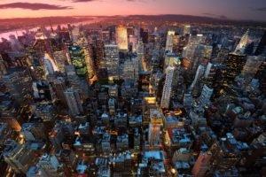 cityscape, City, New York City, USA, Manhattan