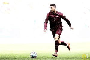 Cristiano Ronaldo, HDR, DoDoking