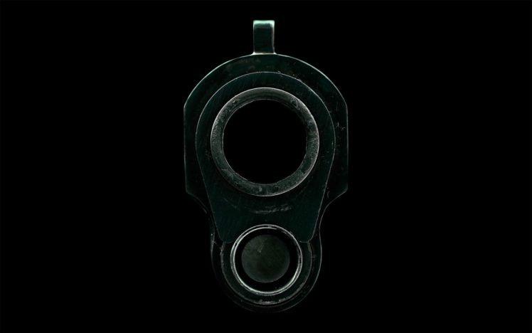 tank, Gun, Black HD Wallpaper Desktop Background