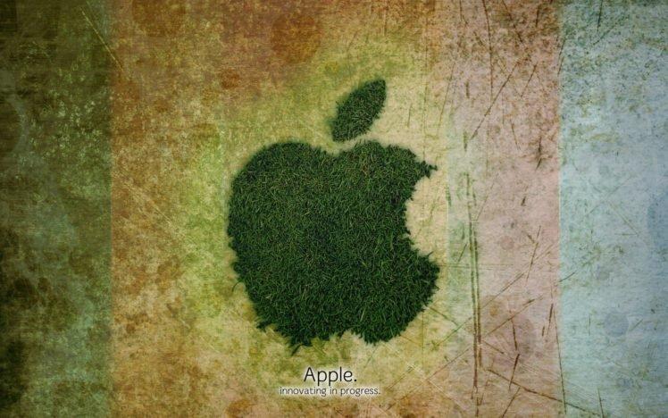 logo, Apple Inc., Colorful, Technology HD Wallpaper Desktop Background