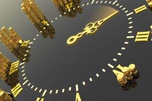 money, Time, Clocks