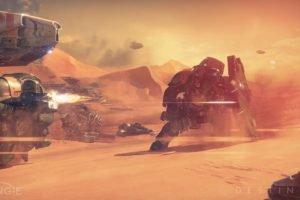 Destiny, Mars, Cabal, Destiny the Game