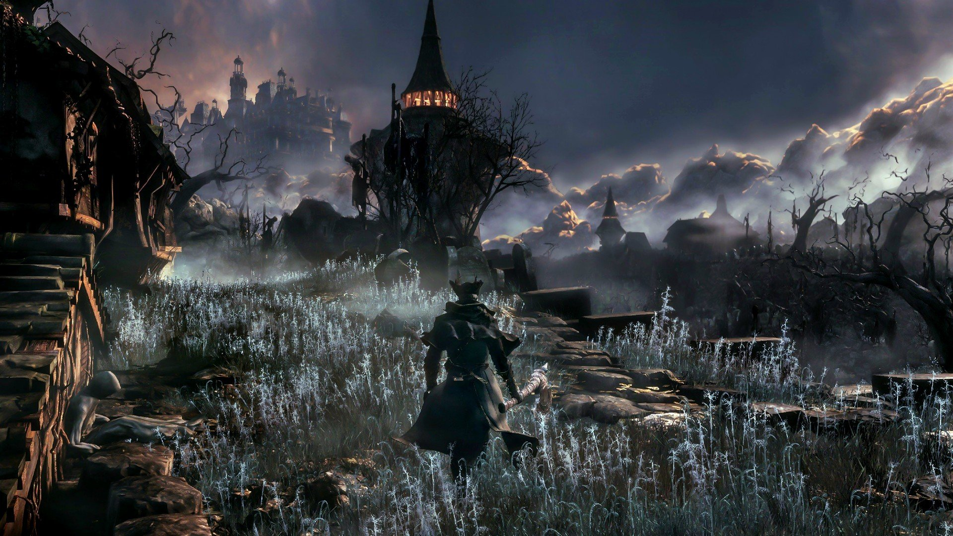 Bloodborne Hd Wallpapers Desktop And Mobile Images Photos
