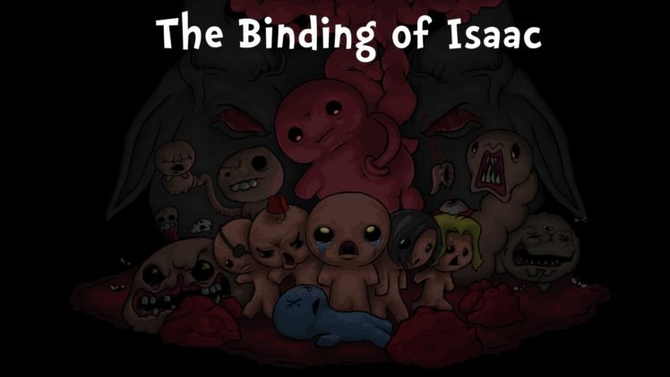 Binding Of Isaac Hd Wallpapers Desktop And Mobile Images