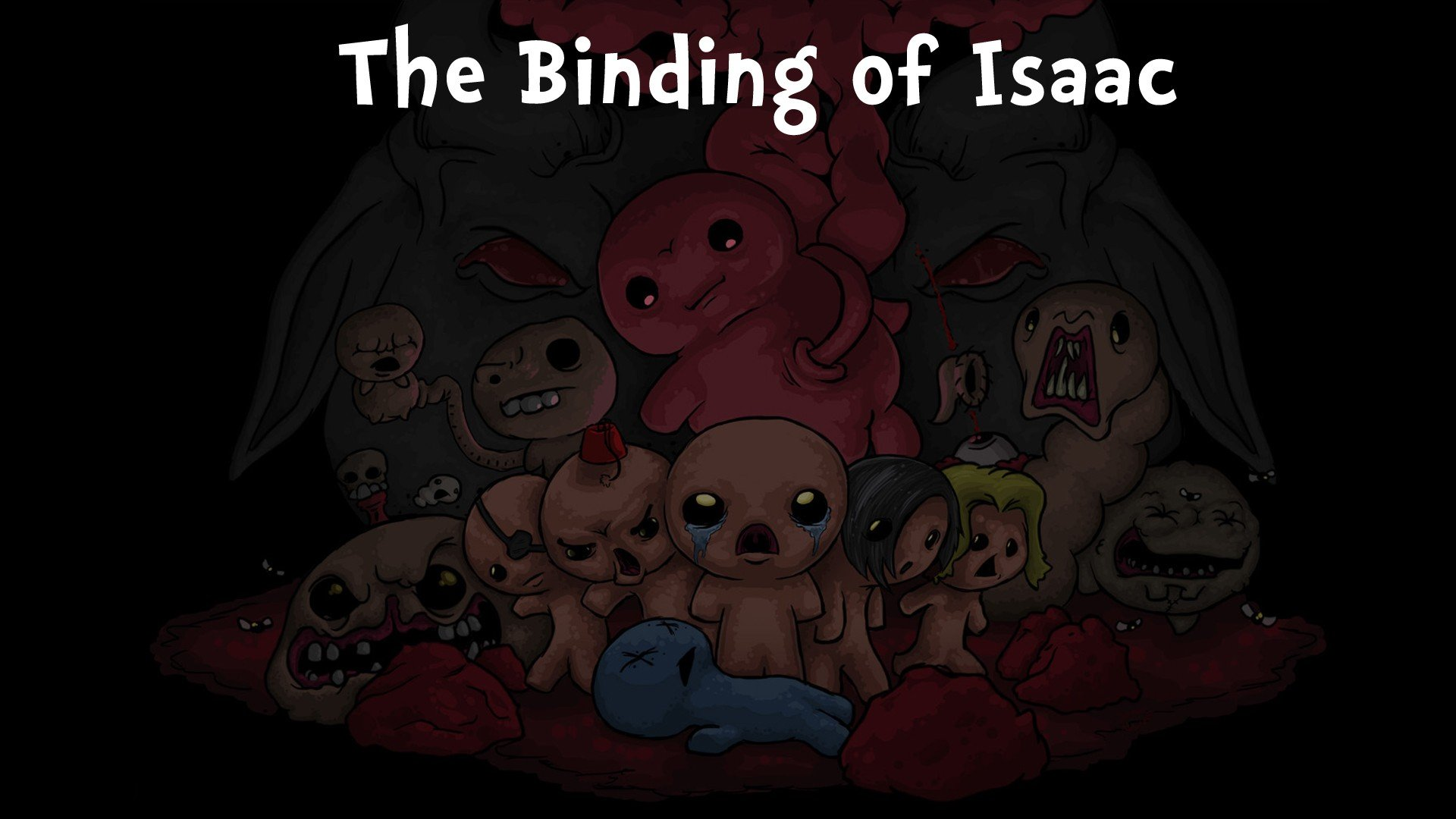 Binding Of Isaac Hd Wallpapers Desktop And Mobile Images Photos