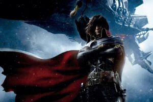 Captain Harlock, Anime, Anime boys, Harlock Phantom