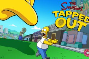 The Simpsons, Homer Simpson, Tapped Out