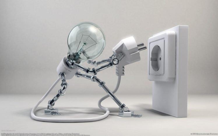 light bulb HD Wallpaper Desktop Background