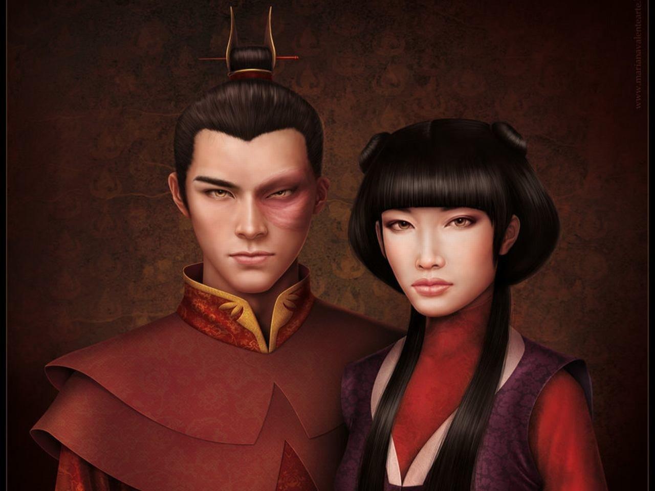 Prince Zuko, Avatar: The Last Airbender Wallpaper