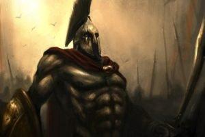 Spartans, Warrior
