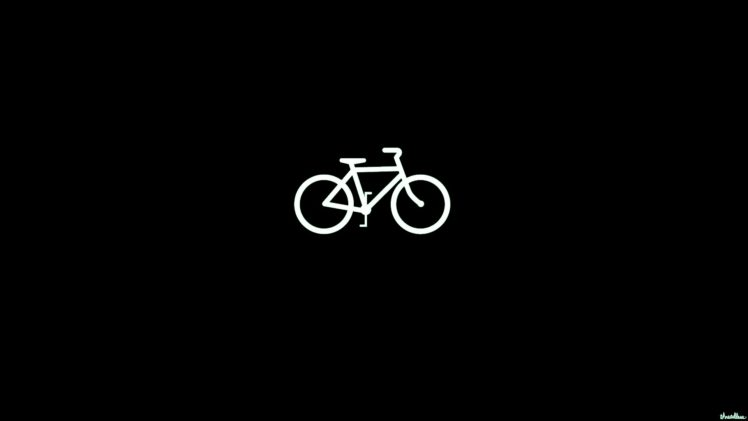 bicycle simple background hd wallpapers desktop and