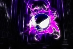 Pokemon, Fractalius, Ghastly