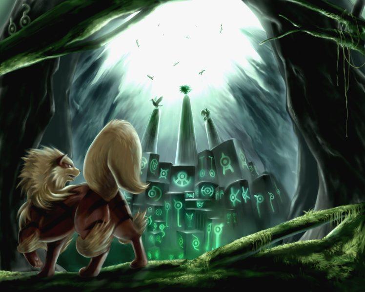 Pokemon HD Wallpaper Desktop Background