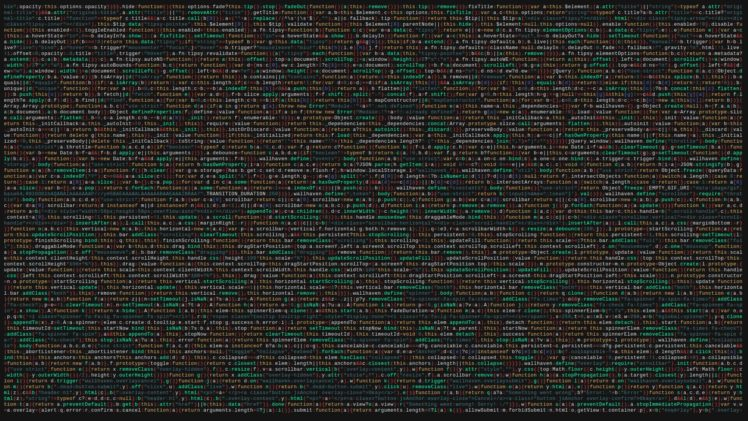 code, Programming, Programming language, JavaScript, Colorful, Simple background, Wallhaven, Minified, Syntax highlighting HD Wallpaper Desktop Background