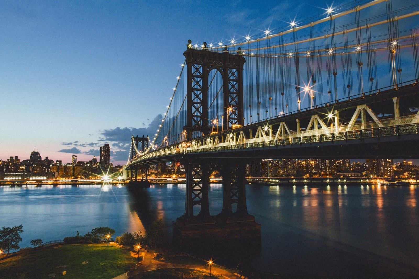 building wallpaper bridge: Cityscape, Bridge, Building HD Wallpapers / Desktop And