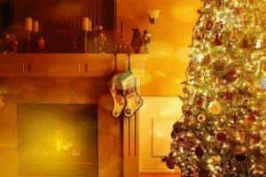lights, Fire, Interiors