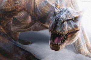 Tigrex, Monster Hunter, Dinosaurs