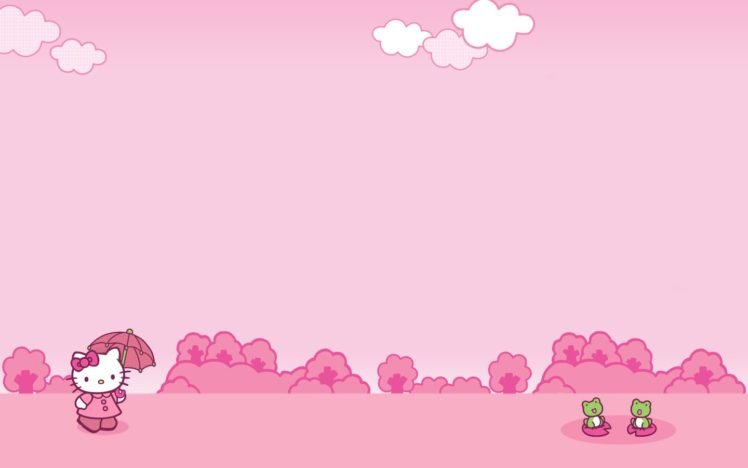 Hello Kitty Hd Wallpapers Desktop And Mobile Images Photos