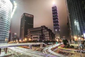 Taiwan, Cityscape, Horizon