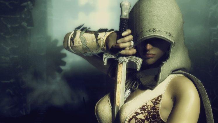 sword HD Wallpaper Desktop Background