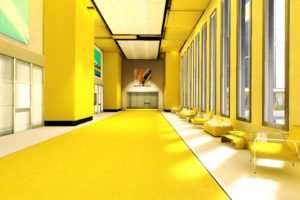 interior design, Yellow, Mirrors Edge, Screenshots