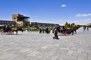 Iran, Isfahan, Ālī Qāpū