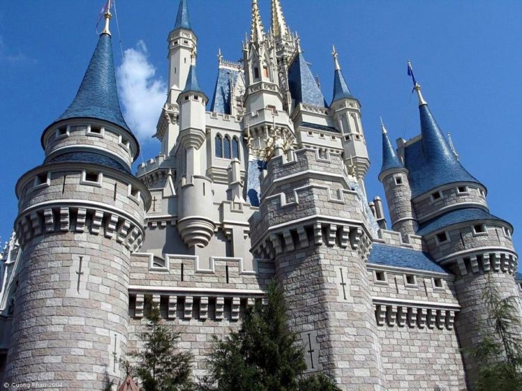 castle HD Wallpaper Desktop Background