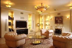 living rooms, Interiors, Interior design