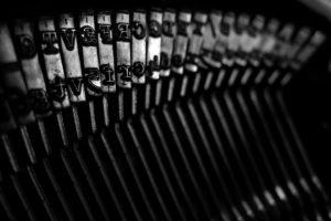 macro, Typewriters