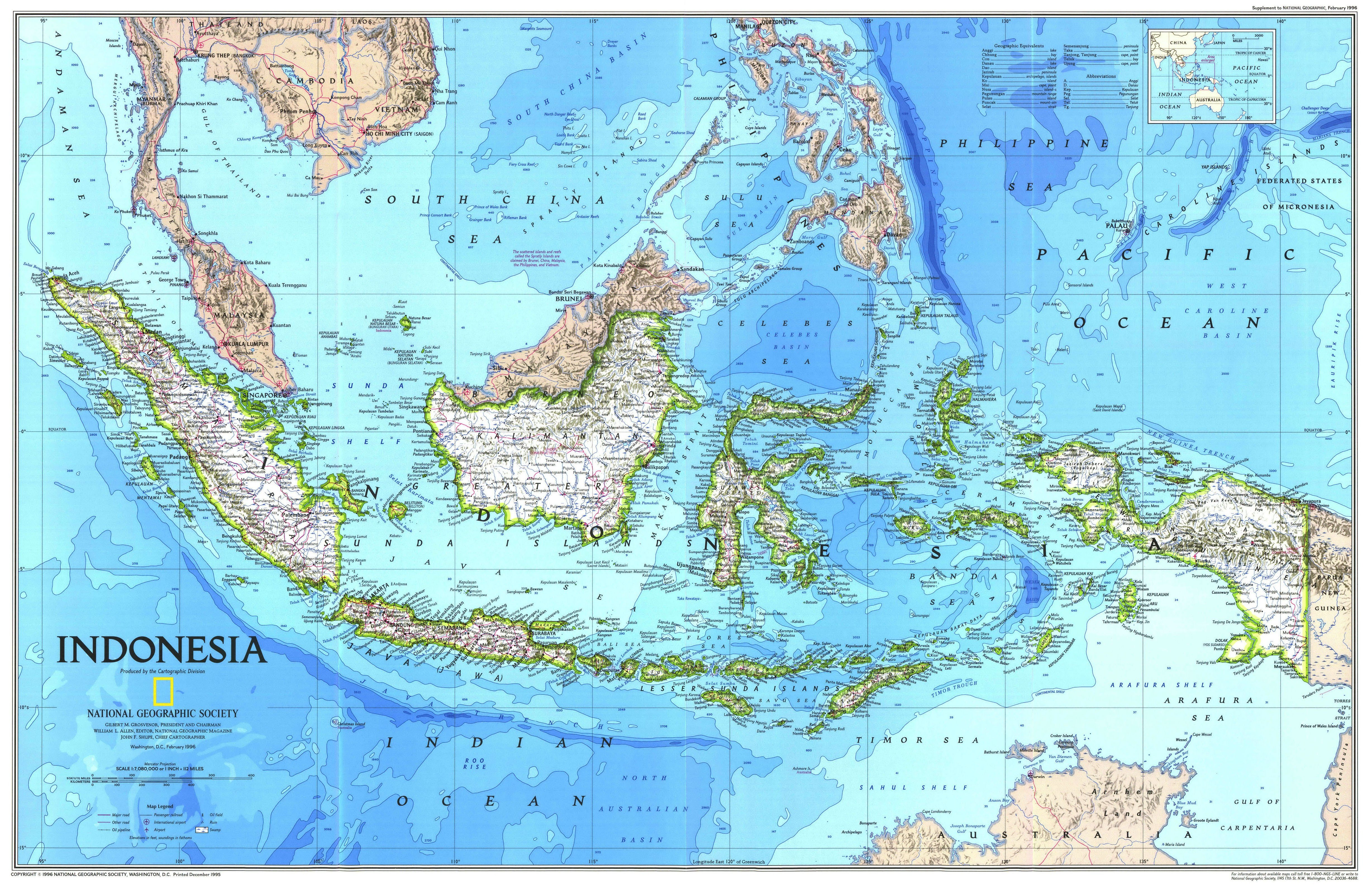 Indonesia Map Hd Wallpapers Desktop And Mobile Images Photos