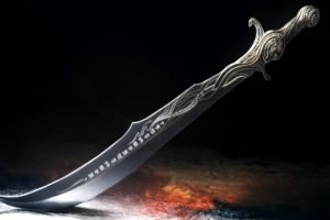 sword, Prince of Persia, Prince of Persia: The Two Thrones