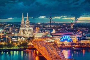 cityscape, Cologne, Cologne Cathedral, Germany