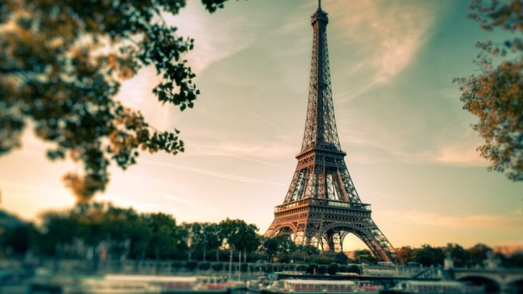 Paris France Eiffel Tower Hd Wallpapers Desktop And Mobile Images Photos