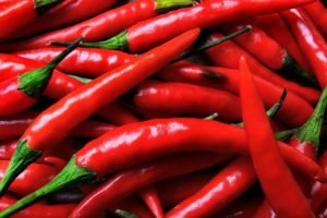 chilli peppers, Vegetables, Food