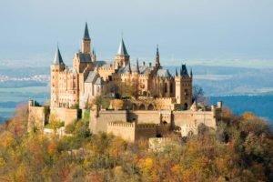 castle, Hohenzollern