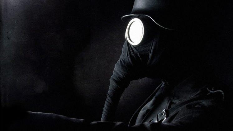gas masks HD Wallpaper Desktop Background