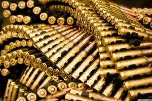 ammunition, Water drops