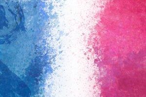 red, Blue, White, France