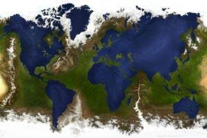 map, World