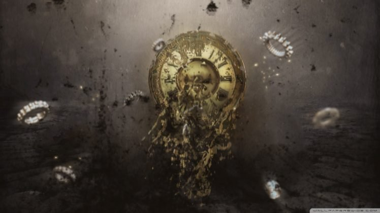 Clocks Surreal Hd Wallpapers Desktop And Mobile Images