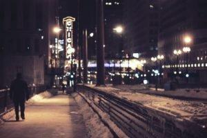 night, Urban