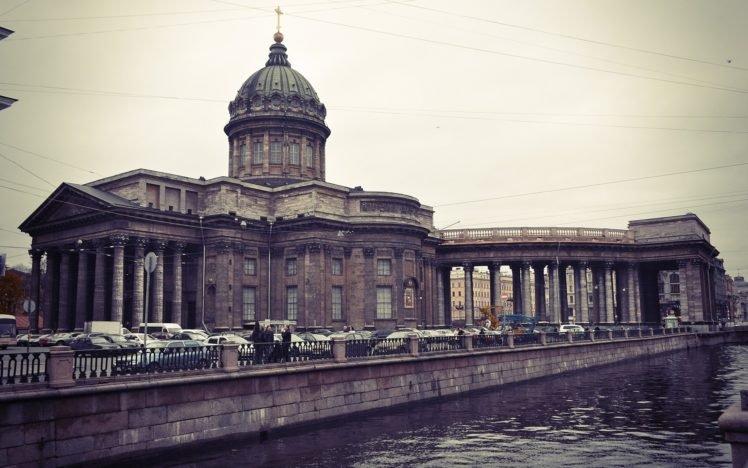 building, St. Petersburg HD Wallpaper Desktop Background
