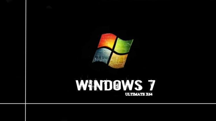 Windows 7, Technology HD Wallpaper Desktop Background