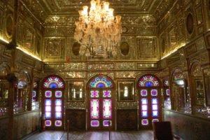 Iran, Tehran, City, Palace, Golestan Palace