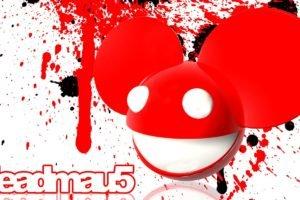 deadmau5, Paint splatter