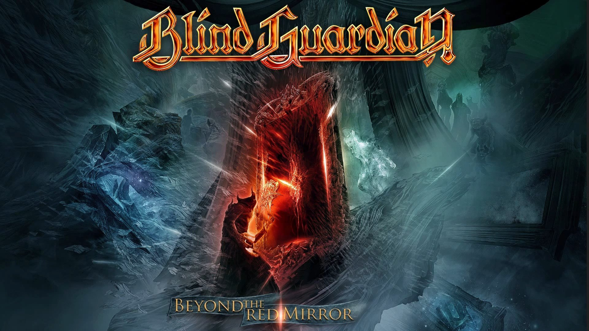 Blind Guardian Power Metal Beyond The Red Mirror Hd