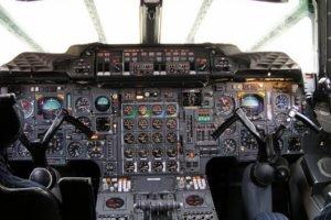 cockpit, Concorde