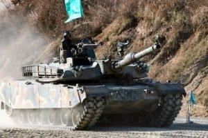 tank, M1 Abrams