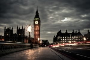 Big Ben, Clocktowers, Cityscape, London, Long exposure