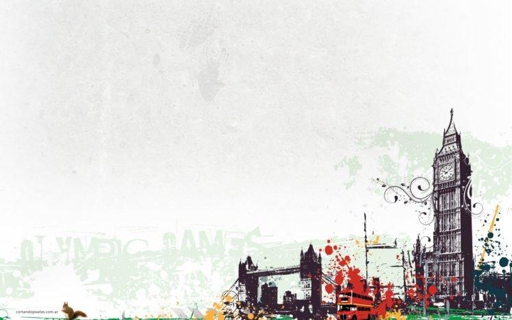 London HD Wallpaper Desktop Background
